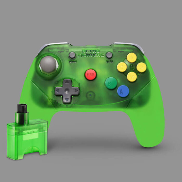 Brawler64 Wireless Edition (Green)