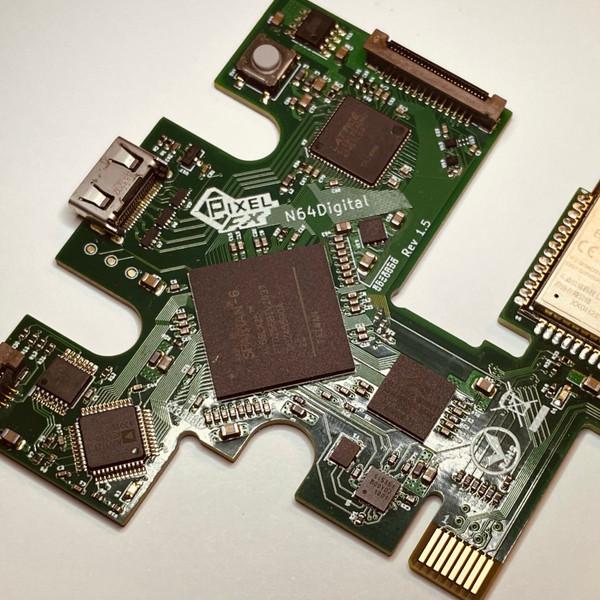 N64Digital HDMI Kit for Nintendo64