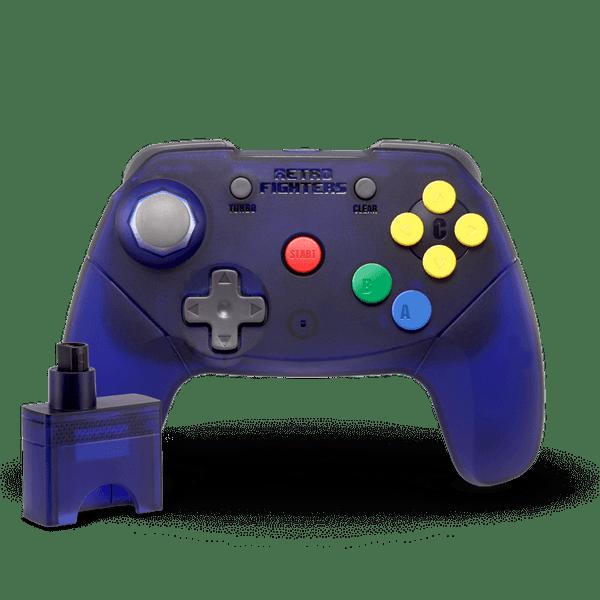 Brawler64 Wireless Edition (Purple)