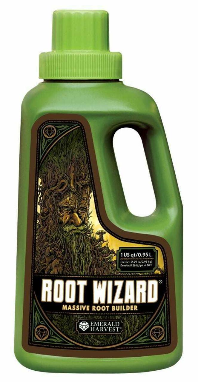 Emerald Harvest Root Wizard Quart/0.95 Liter - 1