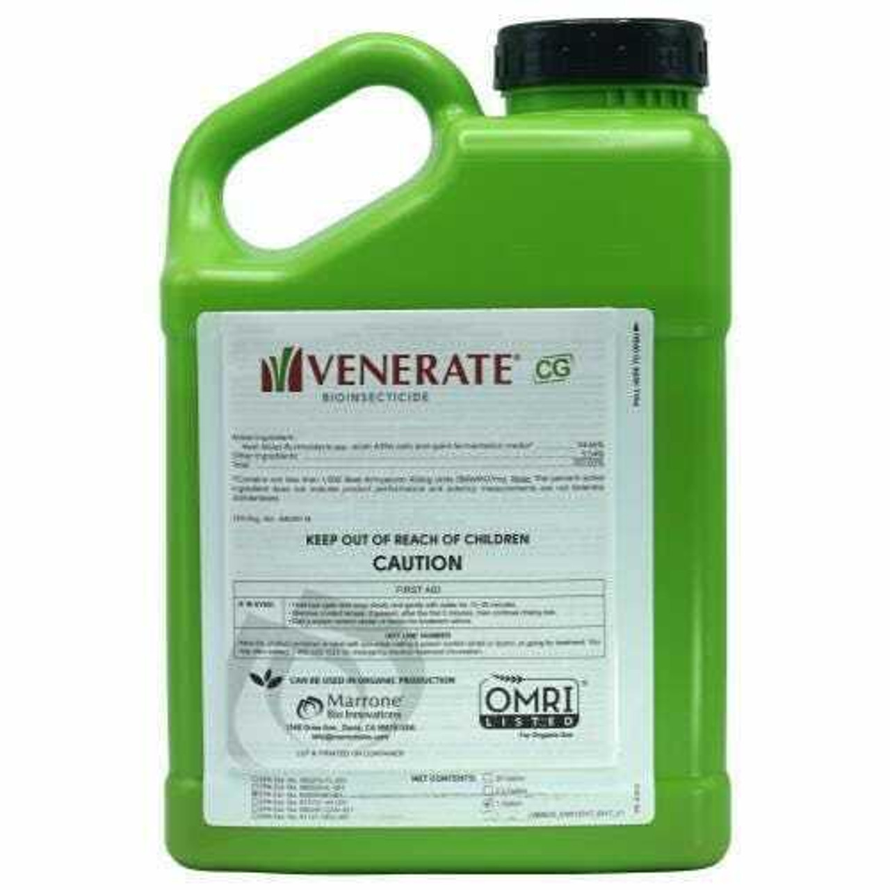 Marrone Bio Innovations Venerate CG Gallon