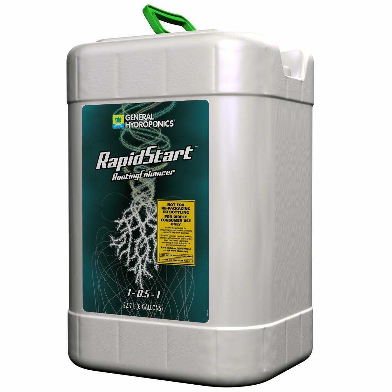 GH RapidStart 6 Gallon