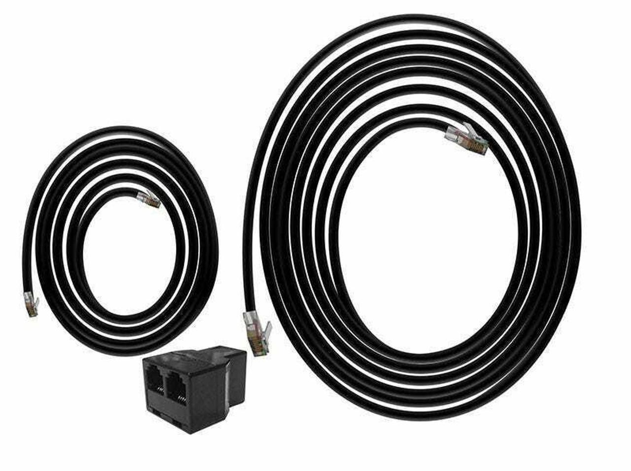 Hydro-X RJ12 Extension Cable Set - 1