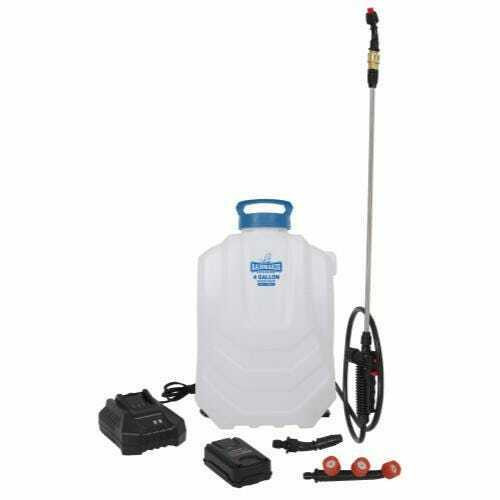 Rainmaker 18 Volt Lithium Ion Backpack Sprayer 4 Gallon (In-Store pickup only) - 1