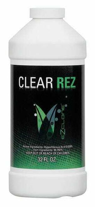 Ez-Clone Clear Rez Quart - 1