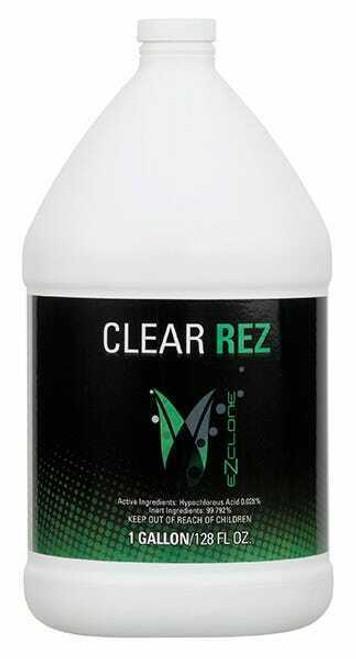 Ez-Clone Clear Rez Gallon - 1