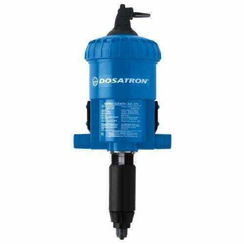 Dosatron Water Powered Doser 11 GPM 1:500 to 1:50 - 1