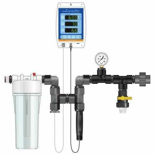 Dosatron Nutrient Delivery System - EC (PPM) / pH / Temp Guardian Connect Monitor Kit - 1