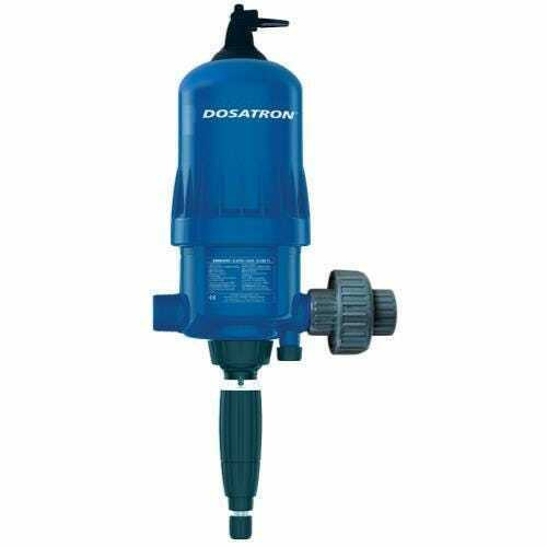Dosatron Water Powered Doser 40 GPM 1:3000 to 1:800 - D8RE3000 Unit Kit - 1