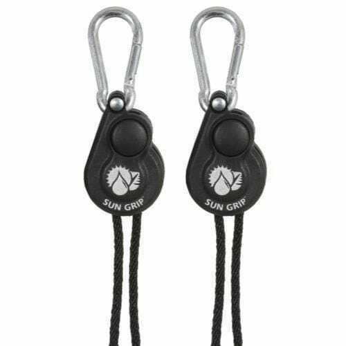 Sun Grip Push Button Light Hanger 1/8 in - 1/Pair - 1