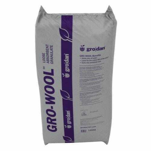 Grodan Gro-Wool Absorbent Granulate (Freight/In-Store Pickup Only) - 1