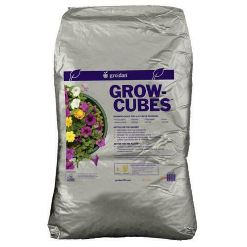 Grodan Grow-Cubes Large 2 cu ft (3/Cs) - 1