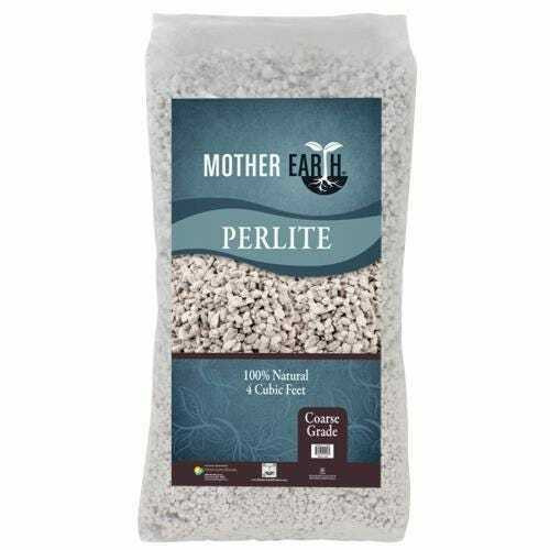 Mother Earth Coarse Perlite - 4 cu ft  (Freight/In-Store Pickup Only) - 1