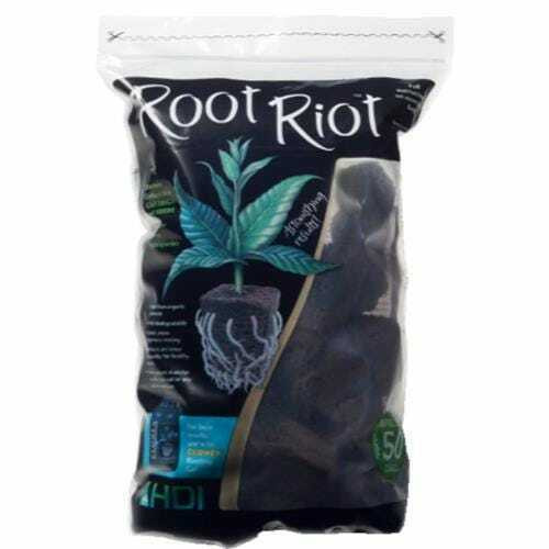 Root Riot Replacement Cubes - 50 Cubes - 1