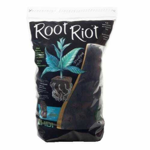 Root Riot Replacement Cubes - 100 Cubes - 1