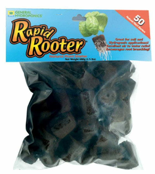 GH Rapid Rooter 50/Pack Replacement Plugs - 1
