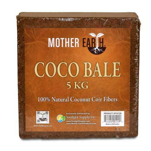 Mother Earth Coco Bale 5kg - 1