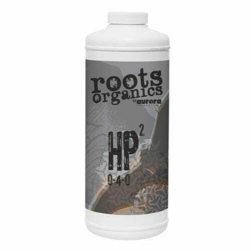 Roots Organics HP2 Liquid Bat Guano Quart - 1