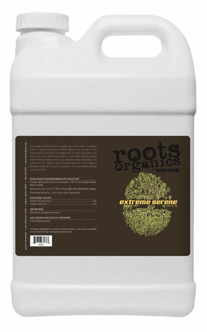 Roots Organics Extreme Serene 2.5 Gallon - 1