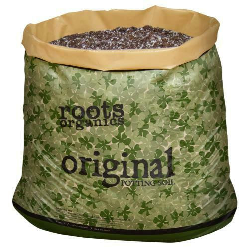 Roots Organics Original Potting Soil 3 cu ft  (Freight/In-Store Pickup Only) - 1