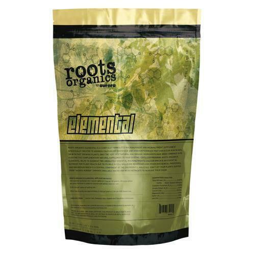Roots Organics Elemental 3 lb 20% Calcium 4% Magnesium - 1
