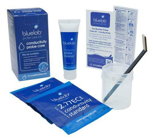 Bluelab Nutrient Probe Care Kit Conductivity - 1