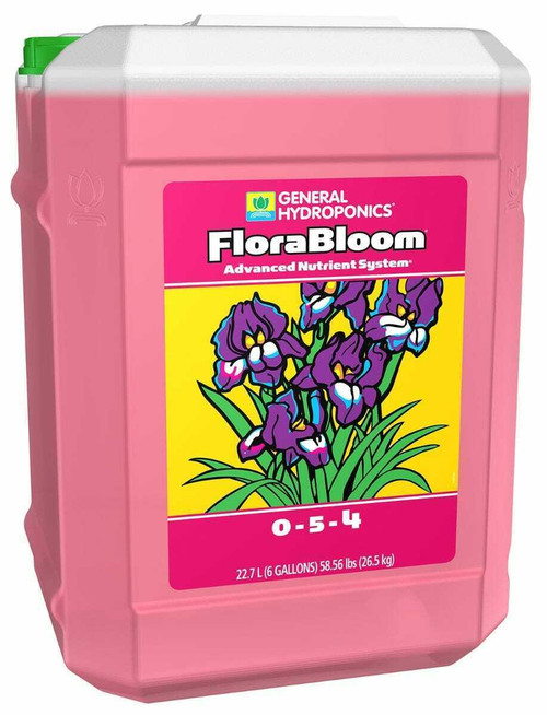 GH Flora Bloom 6 Gallon (Freight/In-Store Pickup Only) - 1