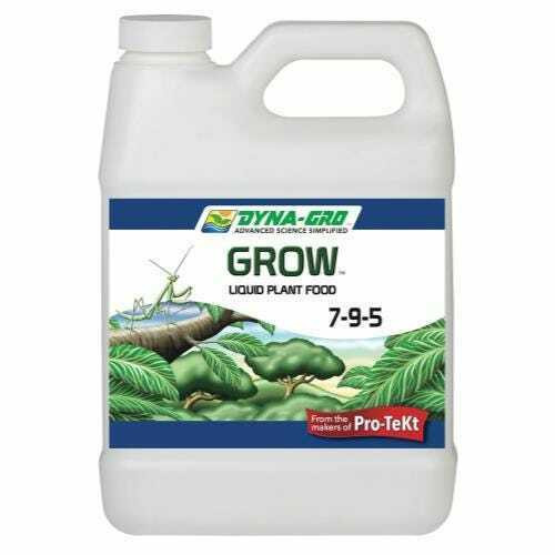 Dyna-Gro Liquid Grow Quart - 1