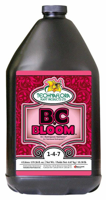 B.C. Bloom 4 Liter - 1