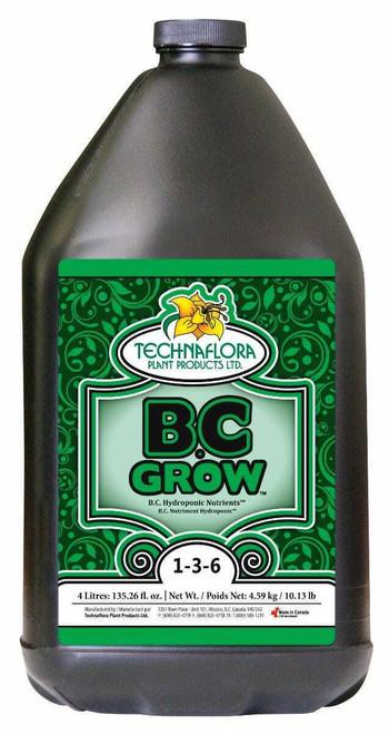 B.C. Grow 4 Liter - 1