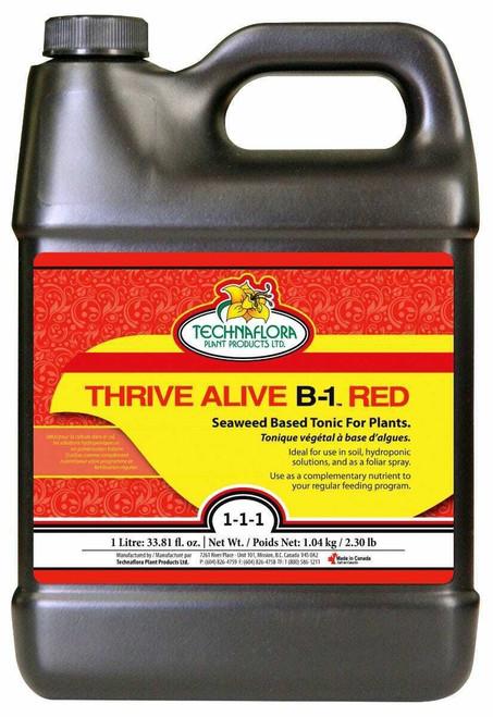 Thrive Alive B-1 Red 1 Liter - 1