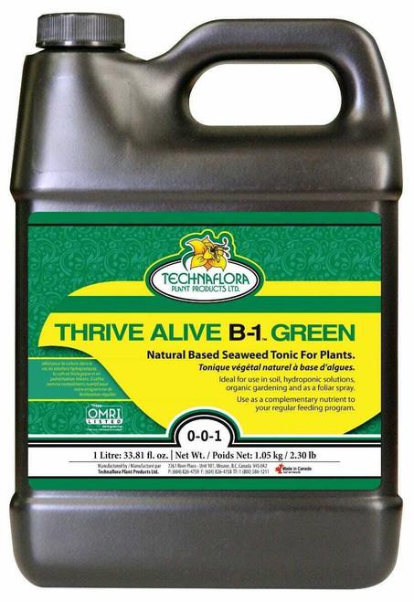 Thrive Alive B-1 Green 1 Liter - 1