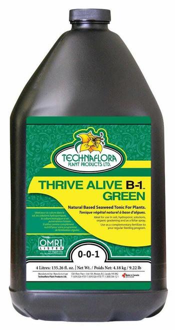 Thrive Alive B-1 Green 4 Liter - 1