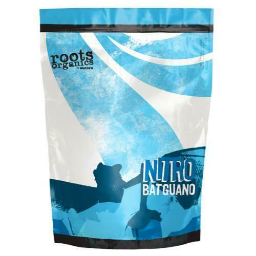 Roots Organics Nitro Bat Guano 3 lb - 1