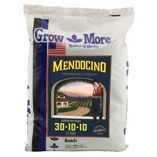 Grow More Mendocino Veg Vigor (30-10-10) 25 lb - 1