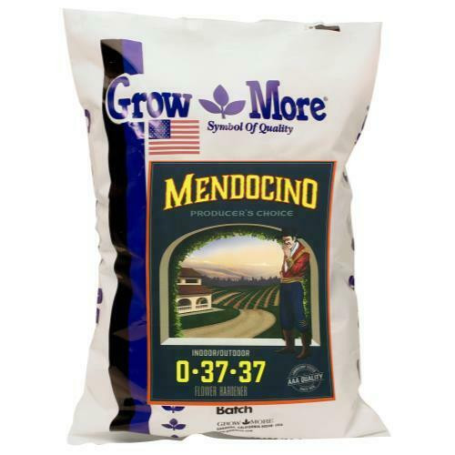 Grow More Mendocino Flower Hardener (0-37-37) 25 lb - 1