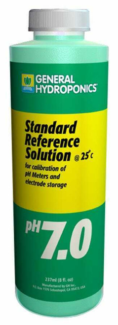 GH pH 7.01 Calibration Solution 8 oz - 1