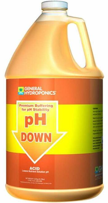 GH pH Down Liquid Gallon - 1