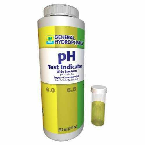 GH pH Test Indicator 8 oz (Must buy 12) - 1