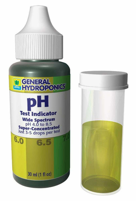 GH pH Test Kit 1 oz - 1