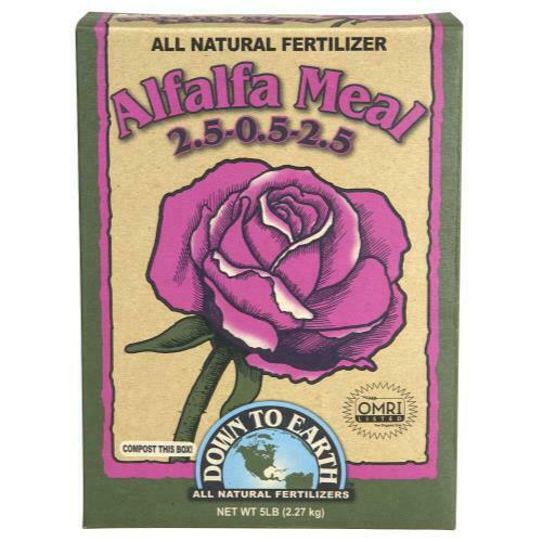 Down To Earth Alfalfa Meal - 5 lb - 1