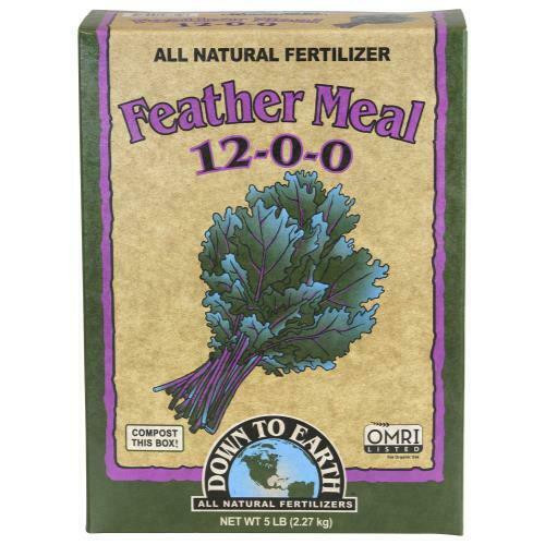 Down To Earth Feather Meal - 5 lb - 1