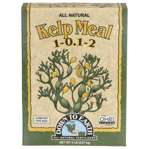 Down To Earth Kelp Meal - 5 lb - 1