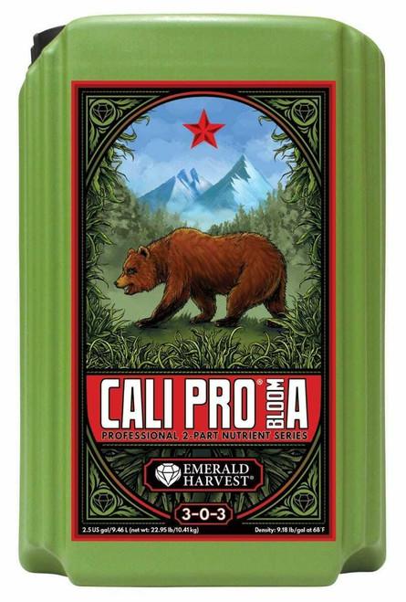 Emerald Harvest Cali Pro Bloom A 2.5 Gal/9.46 L - 1