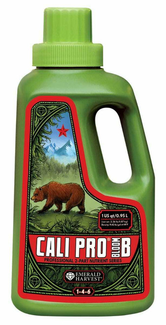 Emerald Harvest Cali Pro Bloom B Quart/0.95 Liter - 1
