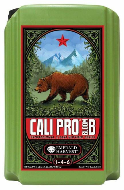 Emerald Harvest Cali Pro Bloom B 2.5 Gal/9.46 L - 1