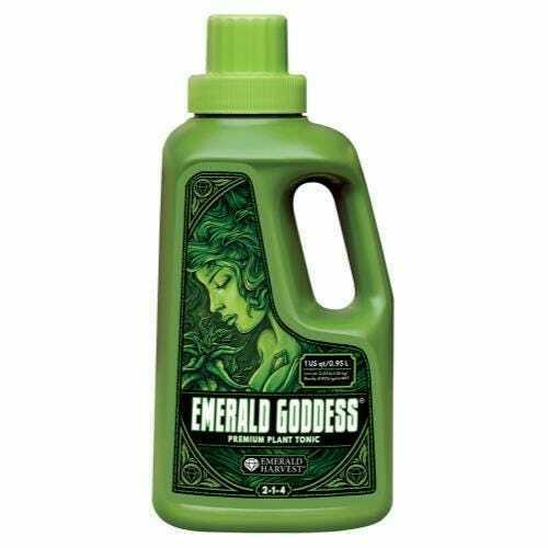Emerald Harvest Emerald Goddess Qrt/0.95 L - 1