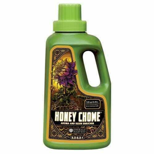 Emerald Harvest Honey Chome Quart/0.95 Liter - 1