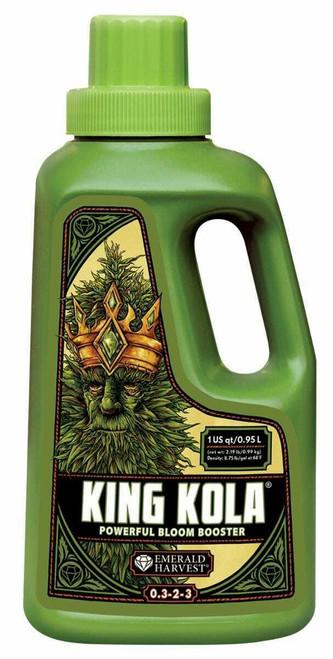 Emerald Harvest King Kola Quart/0.95 Liter - 1