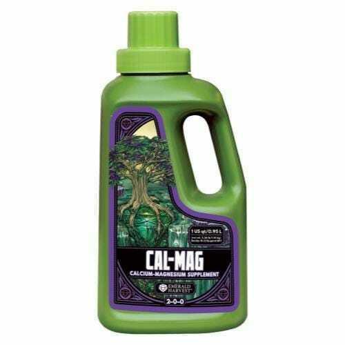 Emerald Harvest Cal-Mag Quart/0.95 Liter - 1